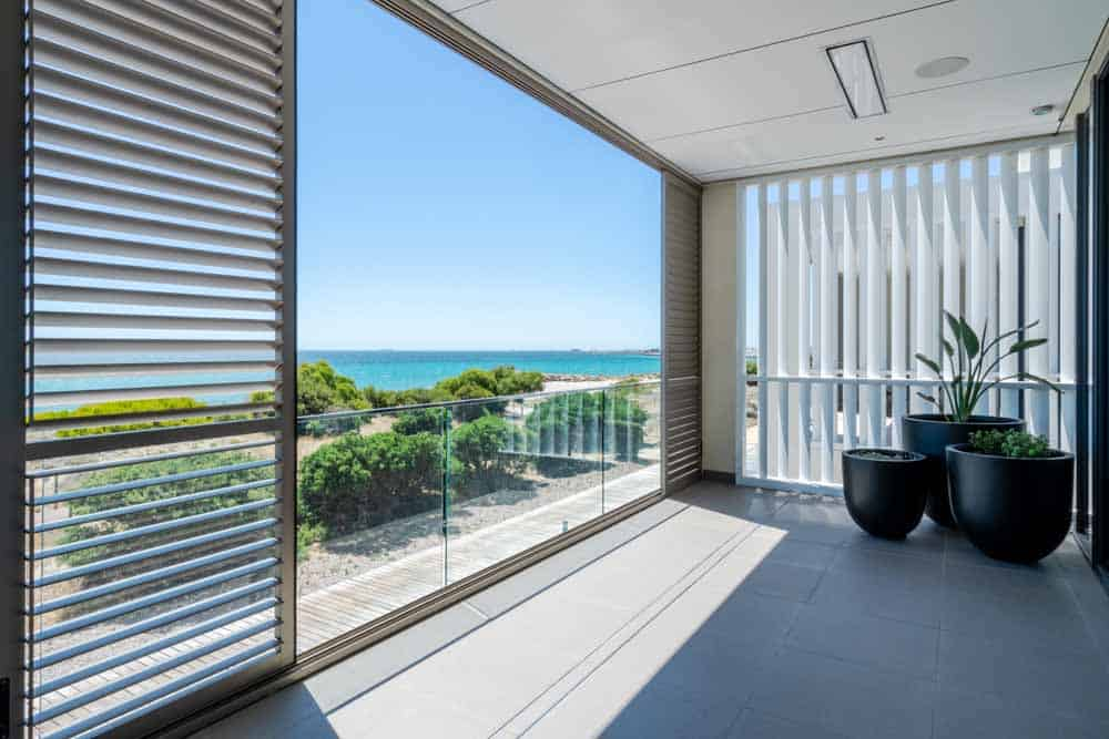 Privacy Screens & Shutters for Balcony