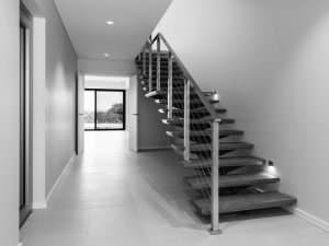 Stainless steel balustrade in Coogee